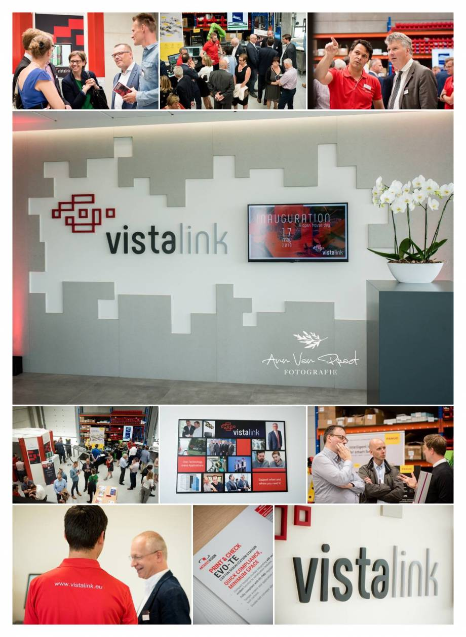 Inauguration of VistaLink's new offices