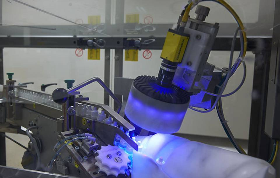 Vision Inspection systems for pharmaceutical industry